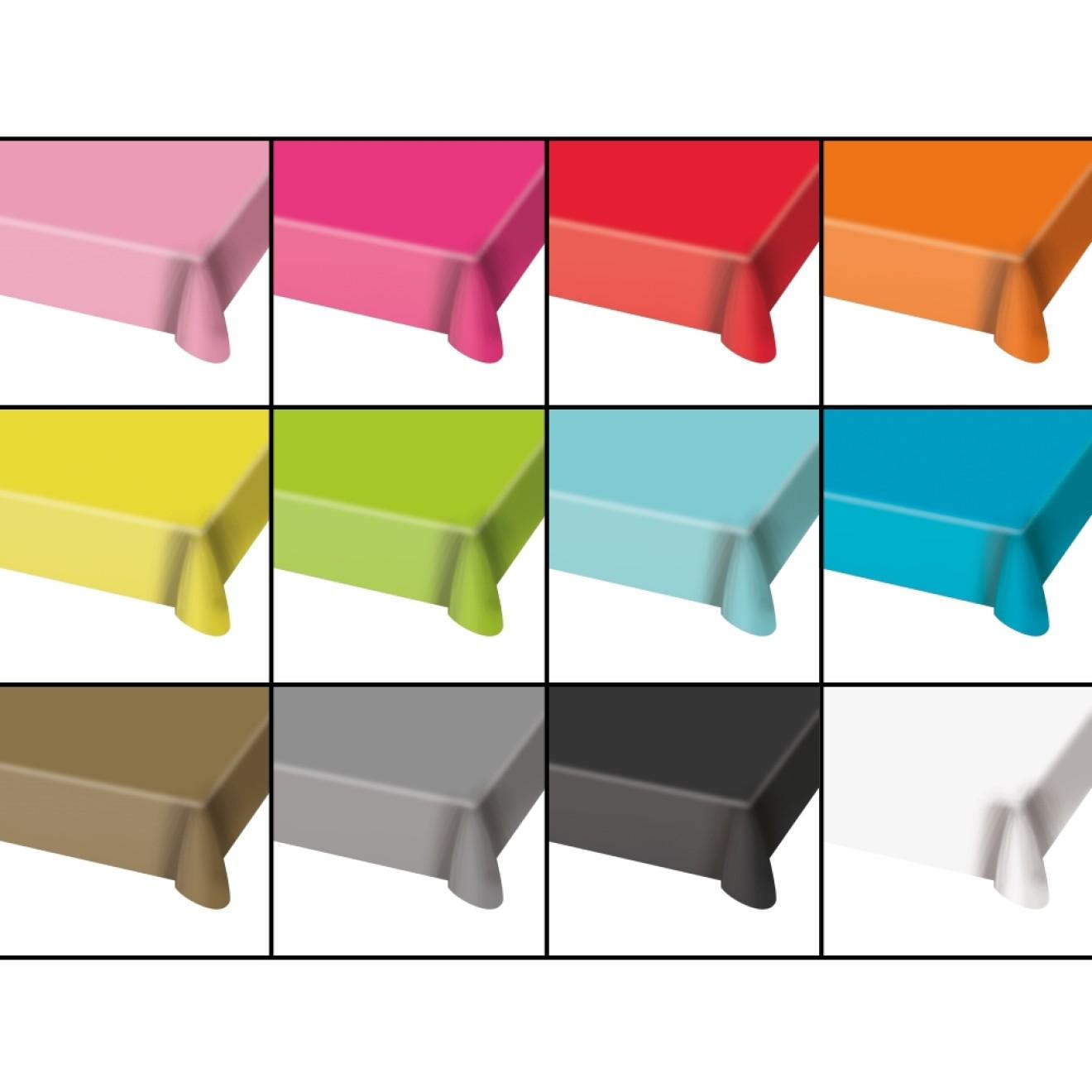 tischdecke freie farbwahl 180 cm x 130 cm. Black Bedroom Furniture Sets. Home Design Ideas
