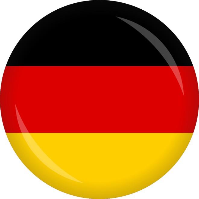 button deutschland flagge 50 mm. Black Bedroom Furniture Sets. Home Design Ideas