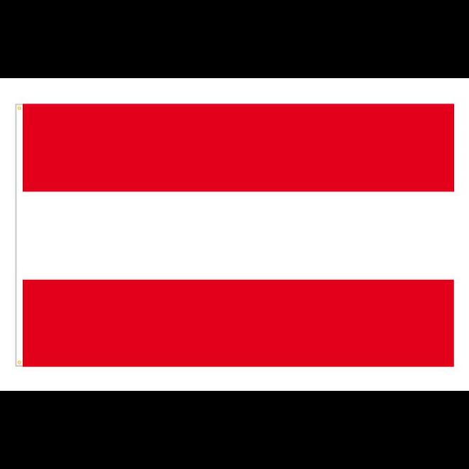 Fahne österreich 150 Cm X 90 Cm