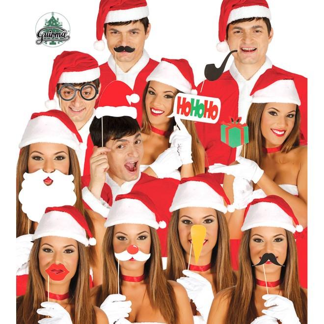 Photo Booth Weihnachten.Photo Booth Weihnachten Foto Accessoires Fur Party Fotobox