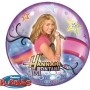 Bubble Ballon Hannah Montana Ø 56 cm - Qualatex -