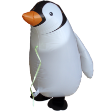 Folienballon Pinguin - Airwalker - 50 cm