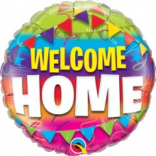 Ballonpost Welcome Home Party - Qualatex -