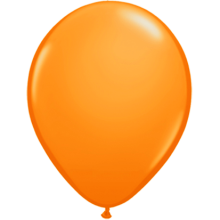 Riesenballons Orange Ø 40 cm
