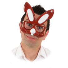 Brille Hase