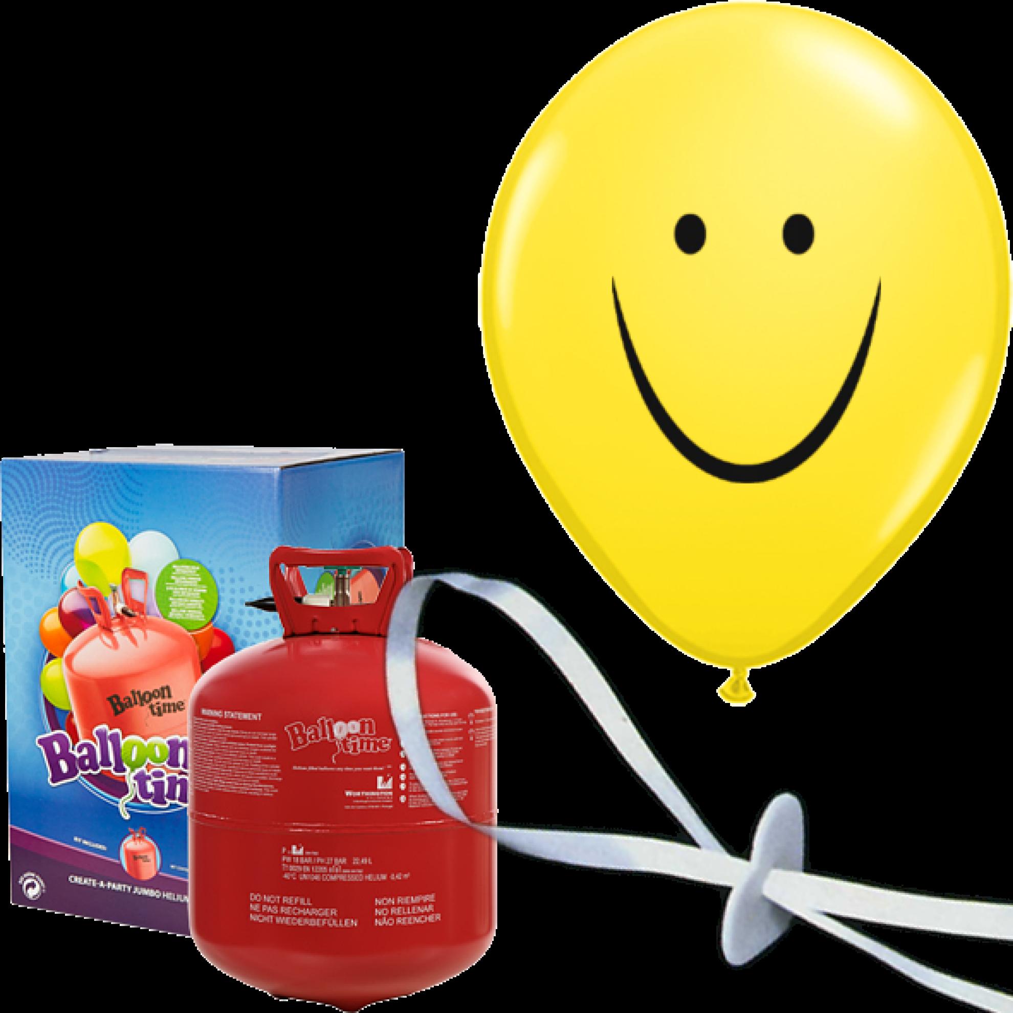 helium set luftballons smileys. Black Bedroom Furniture Sets. Home Design Ideas