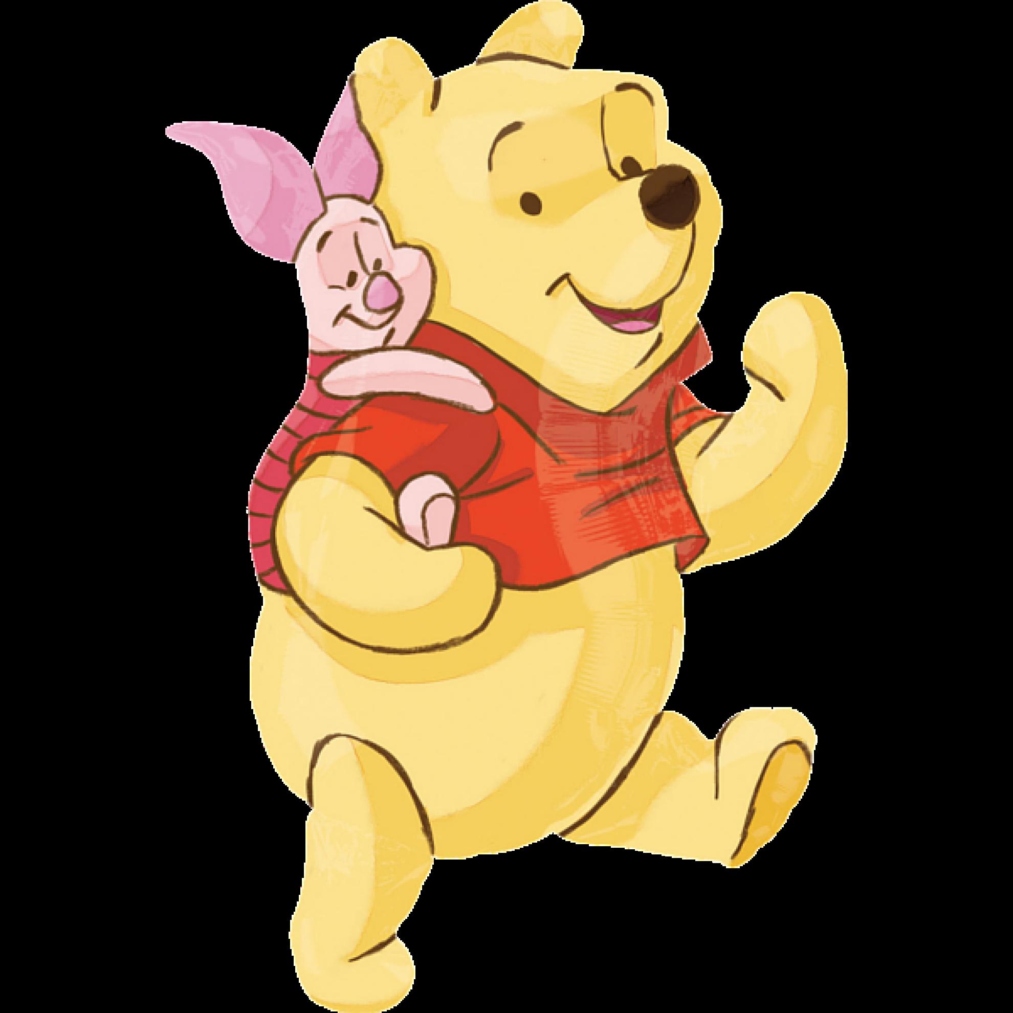 Ferkel Winni Pooh : folienballon winnie pooh ferkel 81 cm ~ Orissabook.com Haus und Dekorationen