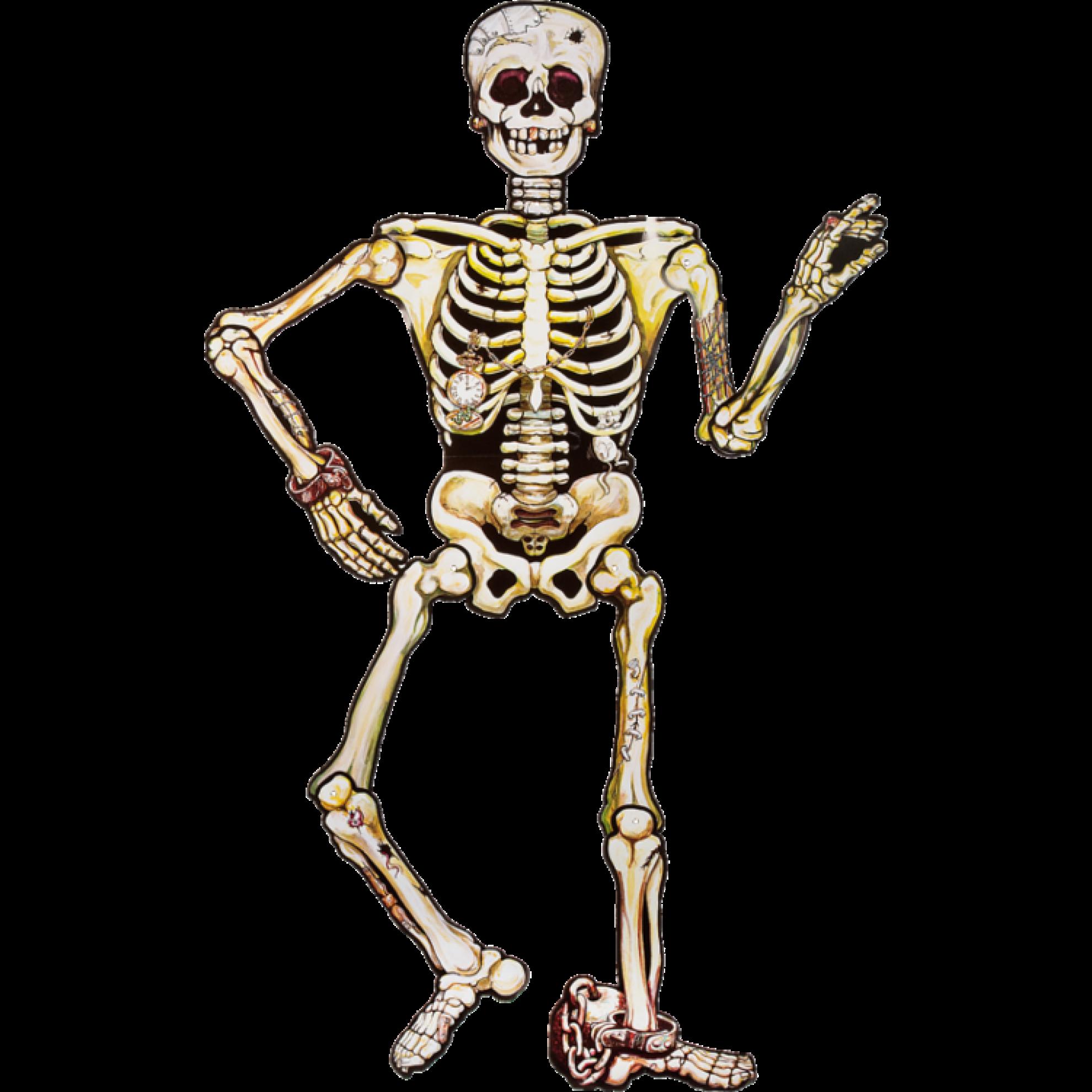 Skelett http://www.partydiscount24.de/wanddekoration-riesen-skelett